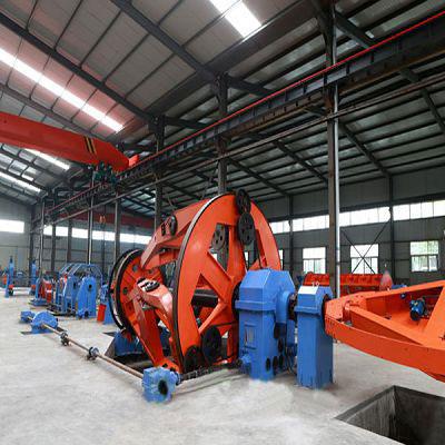 wire machines factory