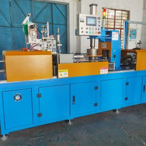 Cable Packing & coiling machine
