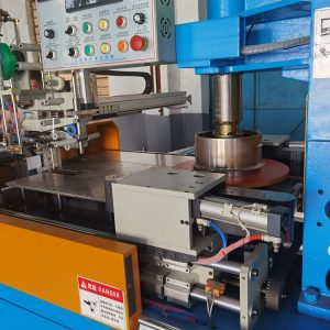 coiling machine for cable