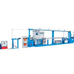 silicone rubber cable extrusion line